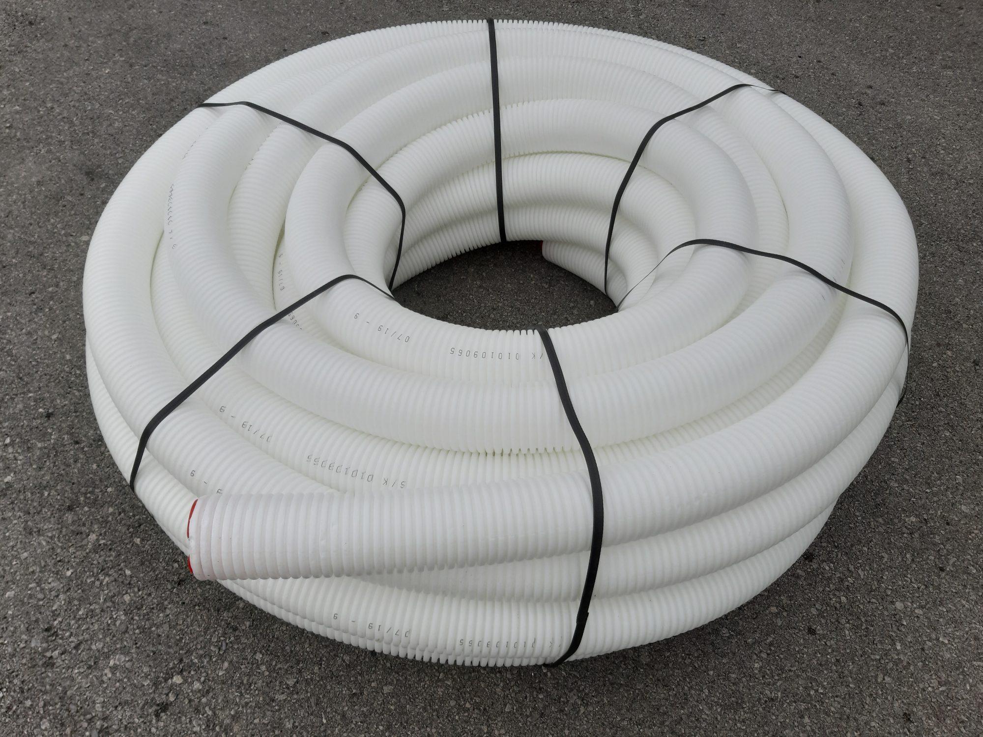 Plastové potrubie biele antibakteriálne DN 90